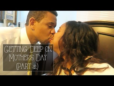 Getting Deep on Mother's Day - Roodianne Daily Vlog // 5.8.16 (Part 2)