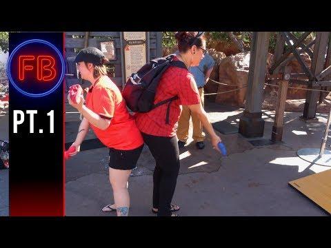 Crazy fun Saturday begins with Break Down Games? | 06/02/18 pt 1 (4k)