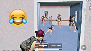 PUBG MOBILE FUNNY MOMENTS | TROLLING NOOBS