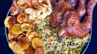How to cook the perfect Nigerian fried rice using basmati rice