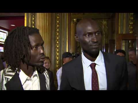 Xxx Mp4 TIFF 2014 Reese Witherspoon Amp Emmanuel Jal Discuss 39 The Good Lie 39 3gp Sex