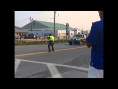 NY State Fair Trooper Dance 2015
