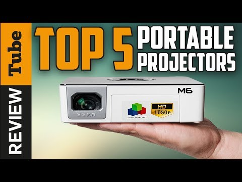 ✅Projector: The Best Mini Projector 2018 (Buying Guide)