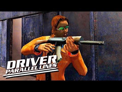 Driver: Parallel Lines - Gameplay Walkthrough - Mission #14: Jail Break