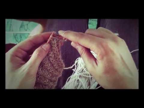 How to Knit: SKYP Stitch Swatch, Part I