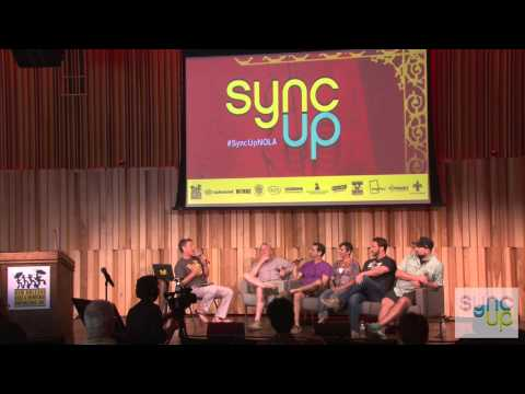 2015 Sync Up Conference: Booking Agents Round-Table