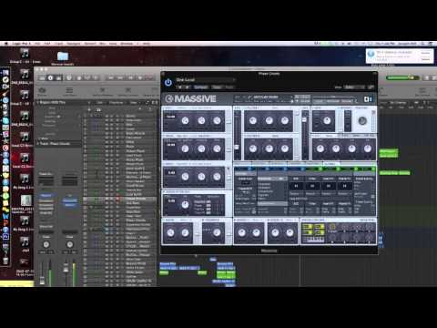 Tristam and Braken Style Lead Synth For Dubstep or DnB (Massive Tutorial)