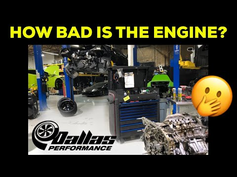 Xxx Mp4 Pt 2 BLOWN UP V10 AUDI R8 BUILD It's Going To Be Expensive 3gp Sex