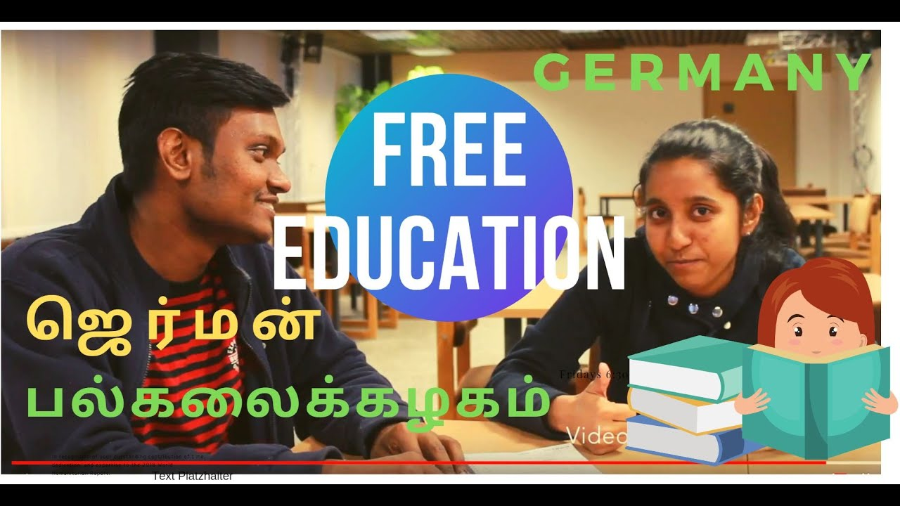 Masters in Germany [தமிழ்] #Introduction