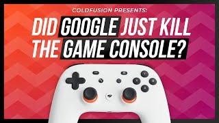 Stadia – Google's Game Changer?