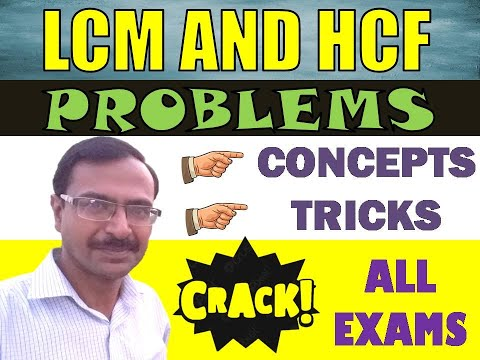 Trick 32 - Shortcuts for HCF and LCM Problems