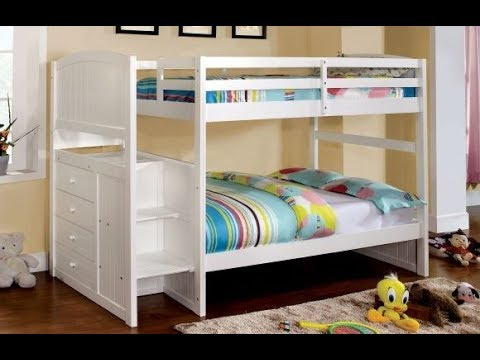 Low Height Bunk Beds As The Best Choice For Children Bedroom