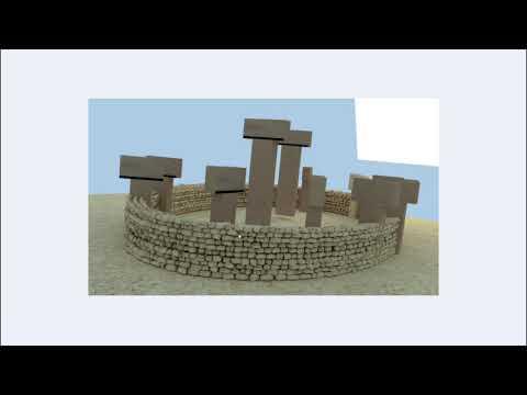 Blender For Noobs - The Making of Gobekli Tepe - Part 1