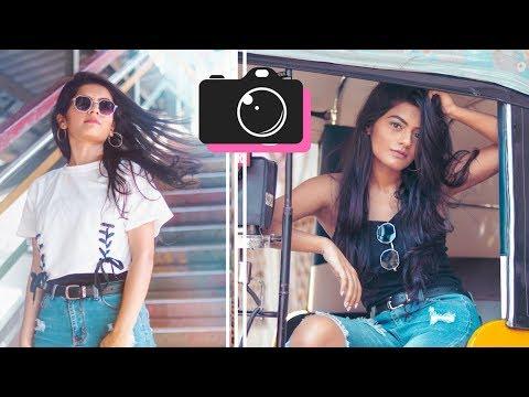 Ugly Location Photoshoot Challenge in India   Dhwani Bhatt