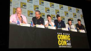 Family Guy table reading at Comic-Con 2015