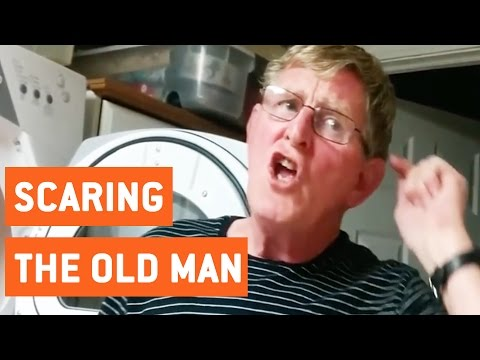 Son Scares Dad | Over and Over Again