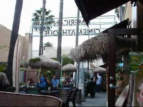 Roadtrip Los Angeles Hollywood, Santa Monica and Venice Beach