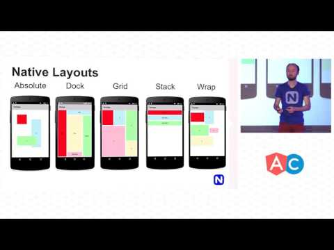 Building native mobile apps with Angular 2 0 and NativeScript​ - Sebastian Witalec