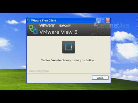 Deploying VMware View 5 - Part 5 Deploying Linked Clone View Desktops.mp4