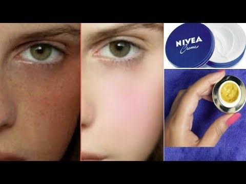 NIVEA से बनाइए Fairness & Dark Spots Removal DAY Cream |Get spotless and fair skin | RABIA SKIN CARE