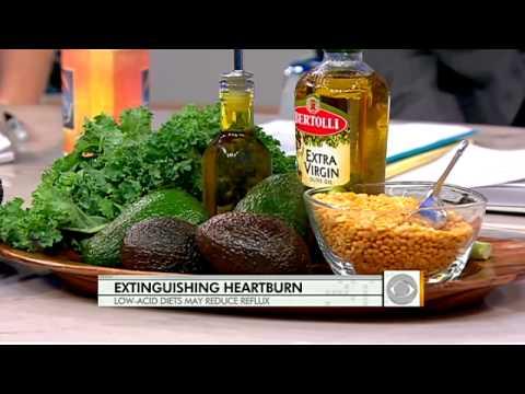 Heartburn? Try a low acid diet