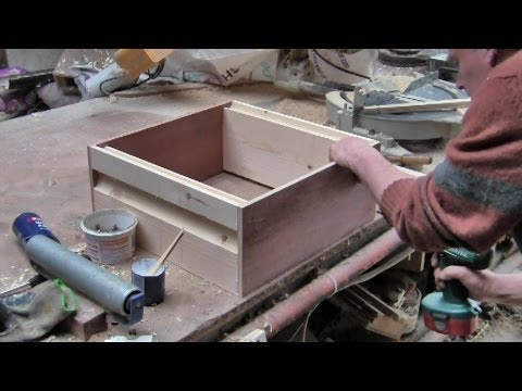 How To Make Rose Bee Hive Boxes