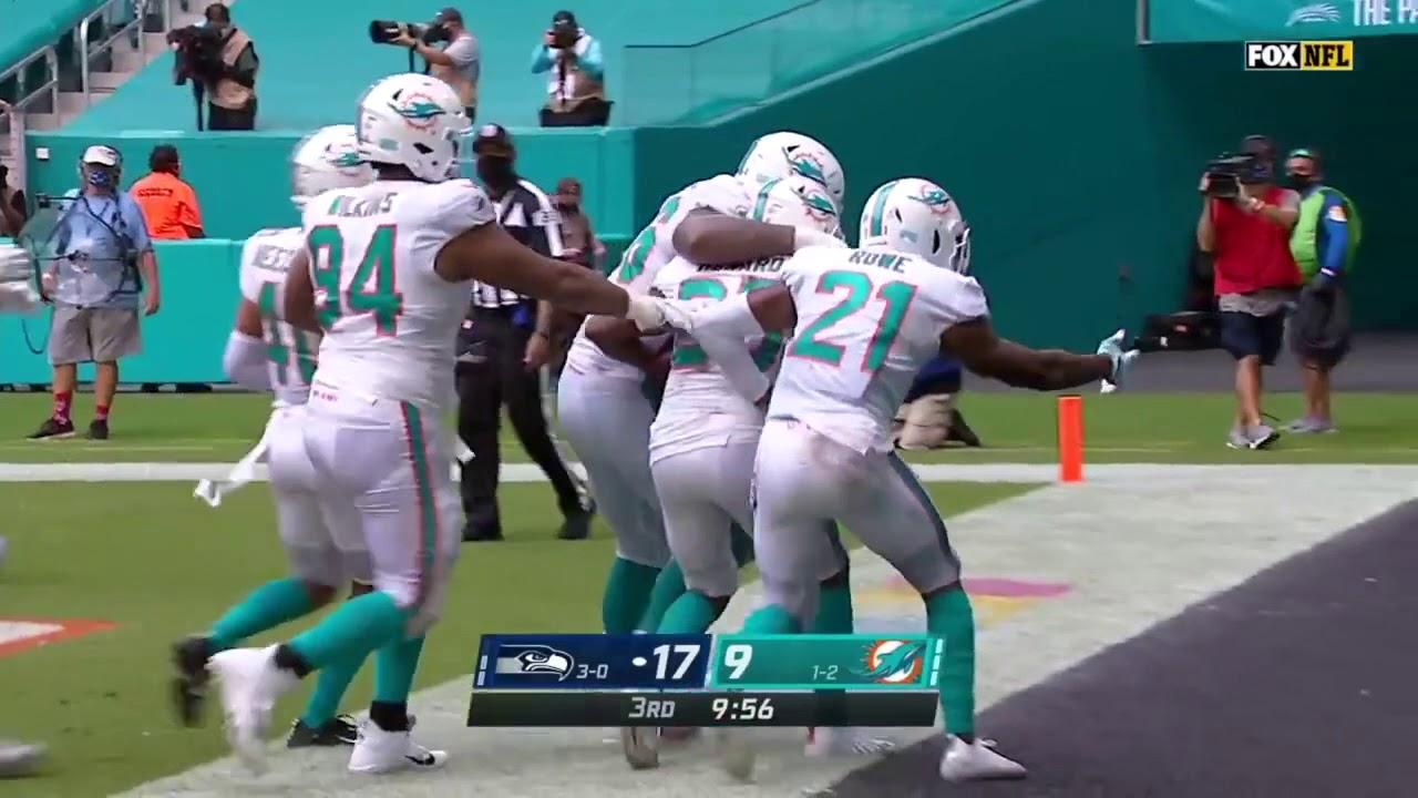 Miami Dolphins Full 2020-2021 Season Highlights
