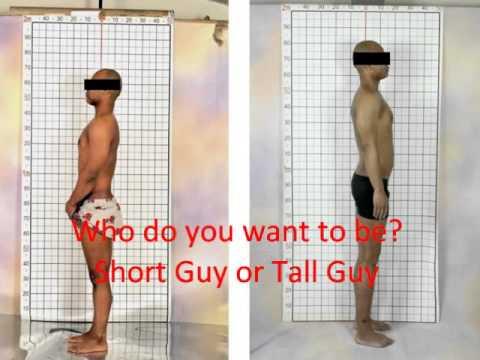 Get Tall Fast