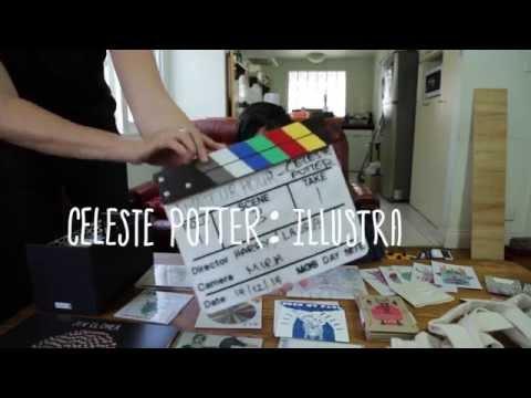 Amateur Hour Spotlight: Celeste Potter (illustrator)
