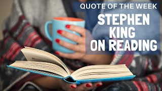 Download The Write Channel Creative Writing Quote of the week episode 2: quote from Stephen King On Writing' Video