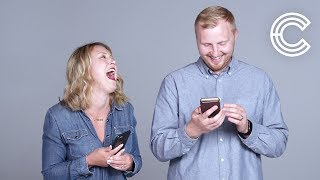 Couples Read Messages from Their Exes