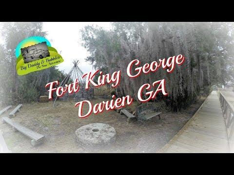 Fort King George - Darien GA