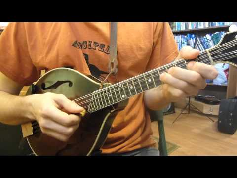 Mandolin Lesson - Learn To Play By Ear