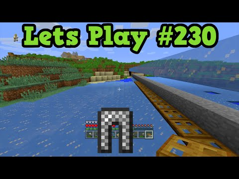 Minecraft Xbox 360 Lets Play #230 - Chain Armor in Survival / Fastest Movement