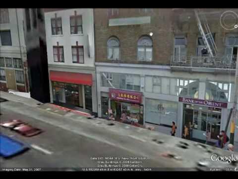 New 3D Building Facades in Google Earth