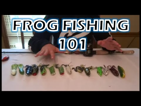 HOW TO FISH A TOPWATER FROG IN-DEPTH - Bass Fishing