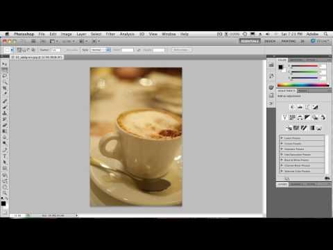 How To Use JPG Files In Adobe Camera RAW in Photoshop CS5