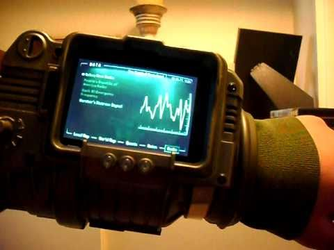 Fallout 3 Pipboy 3000 Prop