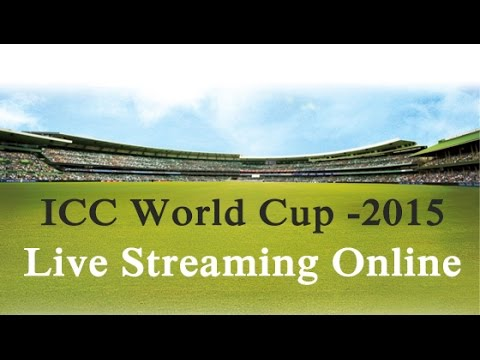 ICC Cricket World Cup 2015 Official Live Telecast Online