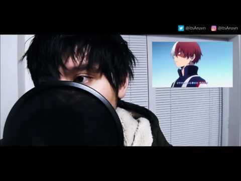Boku no Hero Academia OP 2 - Peace Sign Cover 僕のヒーローアカデ ミア