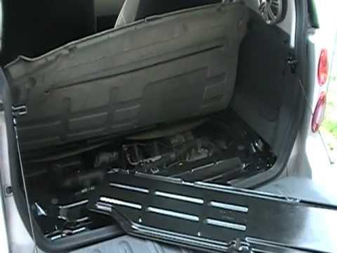 SMARTCAR Accident Waiting to Happen ENGINE BLANKET FIX DIY US-451