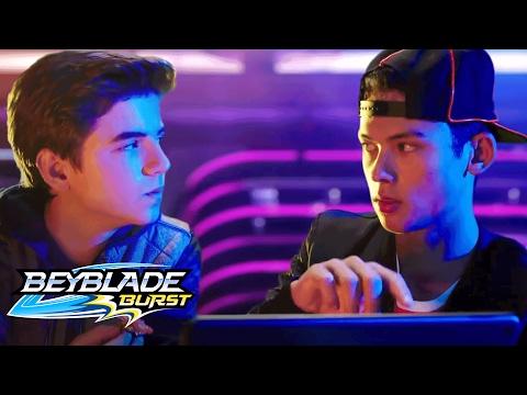 Beyblade Burst App - 'Battle for the Burst' Official TV Commercial