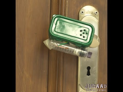 How to Make a Motion Door Alarm