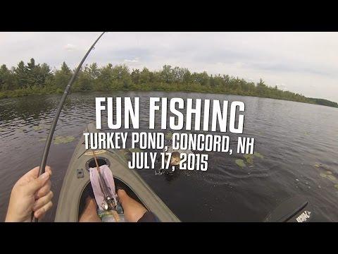 Fun Fishing - Turkey Pond