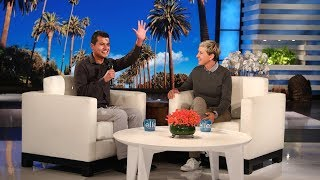 Ellen Welcomes musical.ly