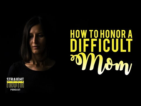 How To Deal With a Difficult Mom? - Mother's day Special