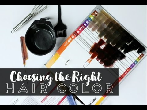 Choosing the Right Hair Color