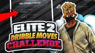 ELITE 2 DRIBBLE MOVES ONLY CHALLENGE • PRETTYBOYFREDO FANBOY EXPOSED w/ THE WORST DRIBBLE MOVES EVER