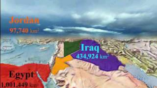 history of Israel Palestine