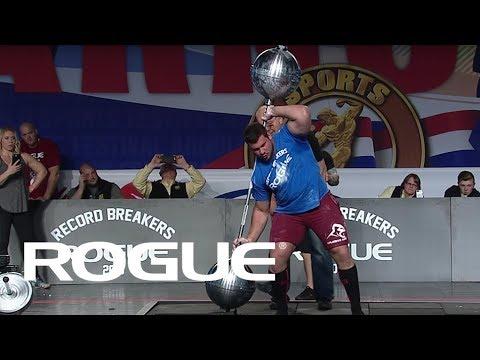2018 ROGUE RECORD BREAKER  | Milo Rockover - Full Live Stream Event 3